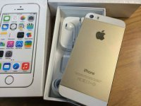 iPhone 5S 16GB 32GB Gold