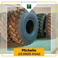 Автошины Michelin XHA2